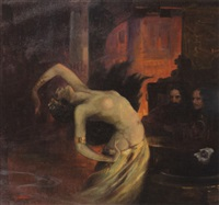 dance of salome by axel linus