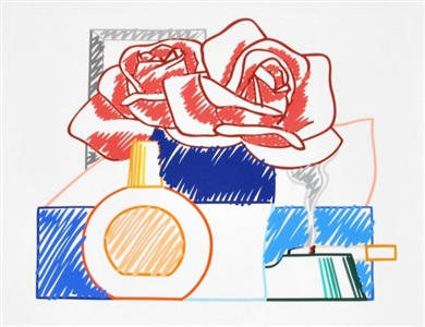 artwork by tom wesselmann