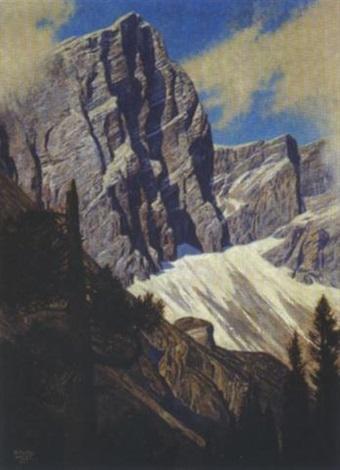 dachstein südwand by bruno hess