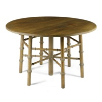 a center table by philip webb