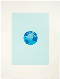 the world and its surroundings (the global edition series) by ed ruscha
