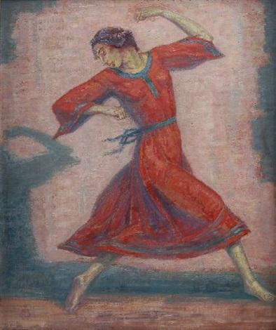 rosalie chladek slavischer tanz by max wislicenus