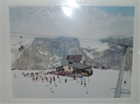 gcoumayeur mont blanc by massimo vitali