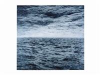seascape (sea-sea) by gerhard richter