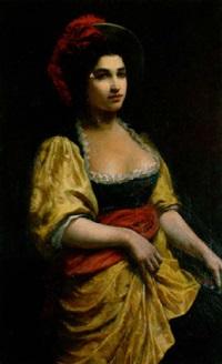 portrait de femme by robert
