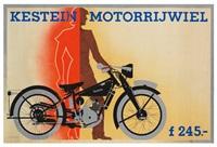 kestein motorrijweil by hans d. voss
