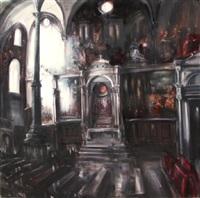 chiesa di santa zaccaria by alessandro papetti