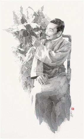 figure by li chen