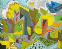 kubistická krajina (paysage cubiste) by andré lhote
