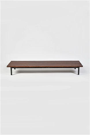 banquette model cansado by charlotte perriand