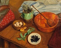 nature morte by edmond charles kayser