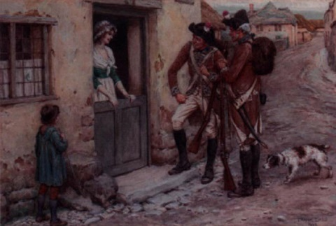 in search of a billet by frank dadd