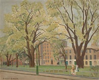 a chelsea square by eunice simeon