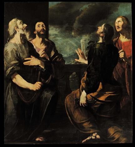 i santi quattro coronati maestri di pietra e legname by gioacchino assereto