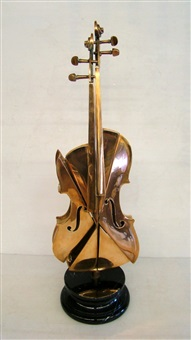 violon rothschild by arman