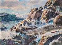 seascape by john whorf