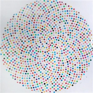 artwork by damien hirst