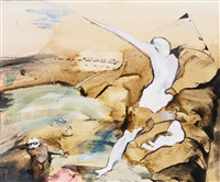 high tide by dorothea tanning