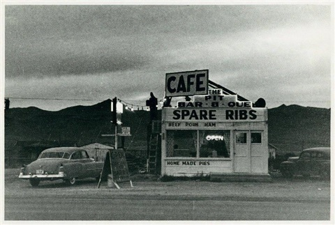 nevada by robert frank