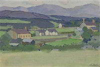 tyn-y-gongl, anglesey by pierre adolphe valette