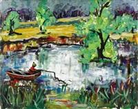 lake worth by josephine mahaffey