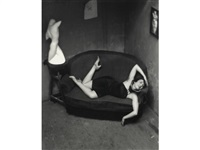 the satiric dancer, paris by andré kertész