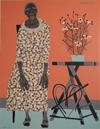 farmer's wife by robert gwathmey