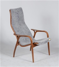 armchair by yngve ekstrom