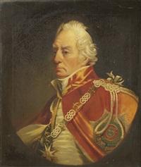 portrait of admiral lord george keith elphinstone, 1st viscount keith (1746-1823) by george lethbridge saunders