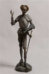 don quixote by paul emile machault
