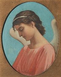 figure d'ange by romain cazes