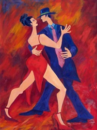 red tango by audrey mabee