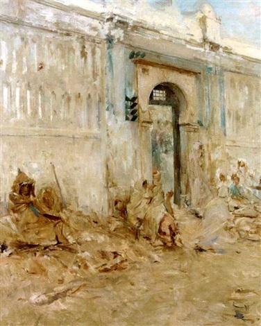 le mausolée de sidi abd el rahman alger by georges gasté