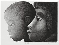 mother and son by elizabeth catlett
