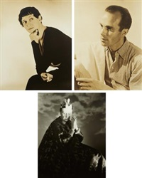 selected images (3 works) by george platt lynes