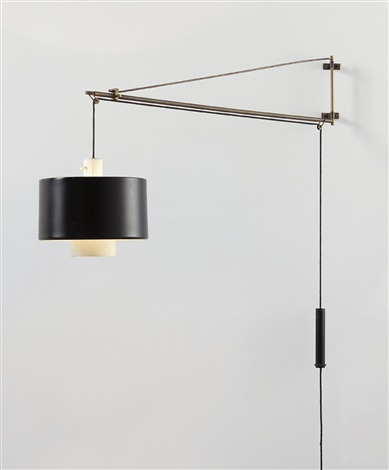 Adjustable Wall Light By Gaetano Sciolari