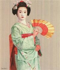 maiko by junji yoshii