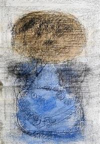 standing figure by jean david