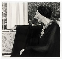 countess katharine cebrian, san francisco by robert mapplethorpe