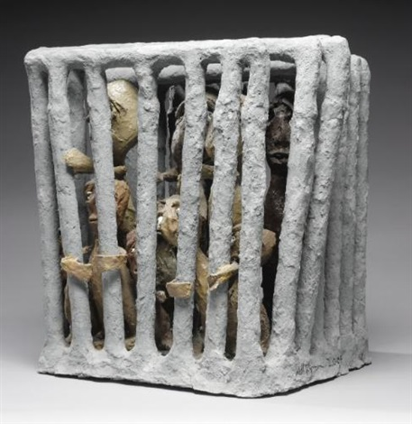 small cage by will ryman