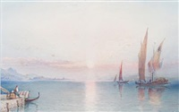 venetian lagoon by collingwood smith