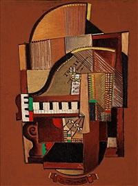 le piano by gösta (gan) adrian-nilsson