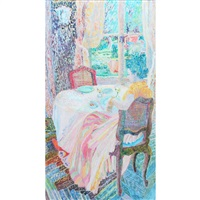 a table for two by lillian mackendrick