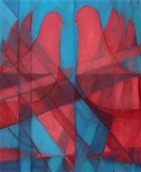 güvercinli kompozisyon by ferruh basaga