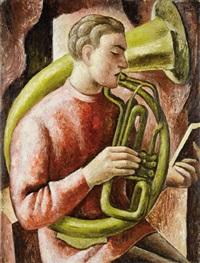 trumpeter by jenö gábor