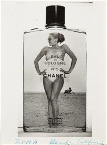 chanel n°5 by weegee