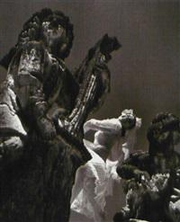 la musica di pietra, bagheria, sicilia by fosco maraini
