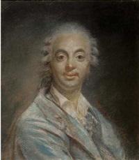 a self-portrait, bust-length by joseph boze