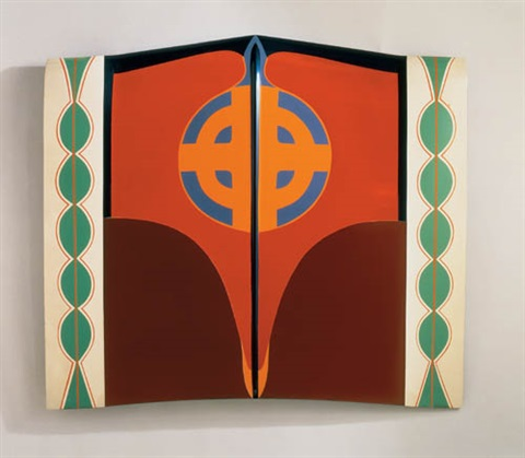 car hood by judy chicago