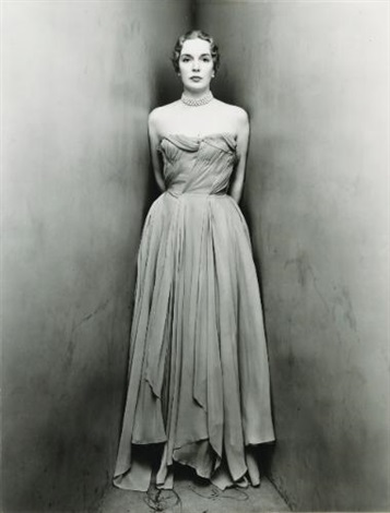 mrs william rhinelander stewart new york by irving penn